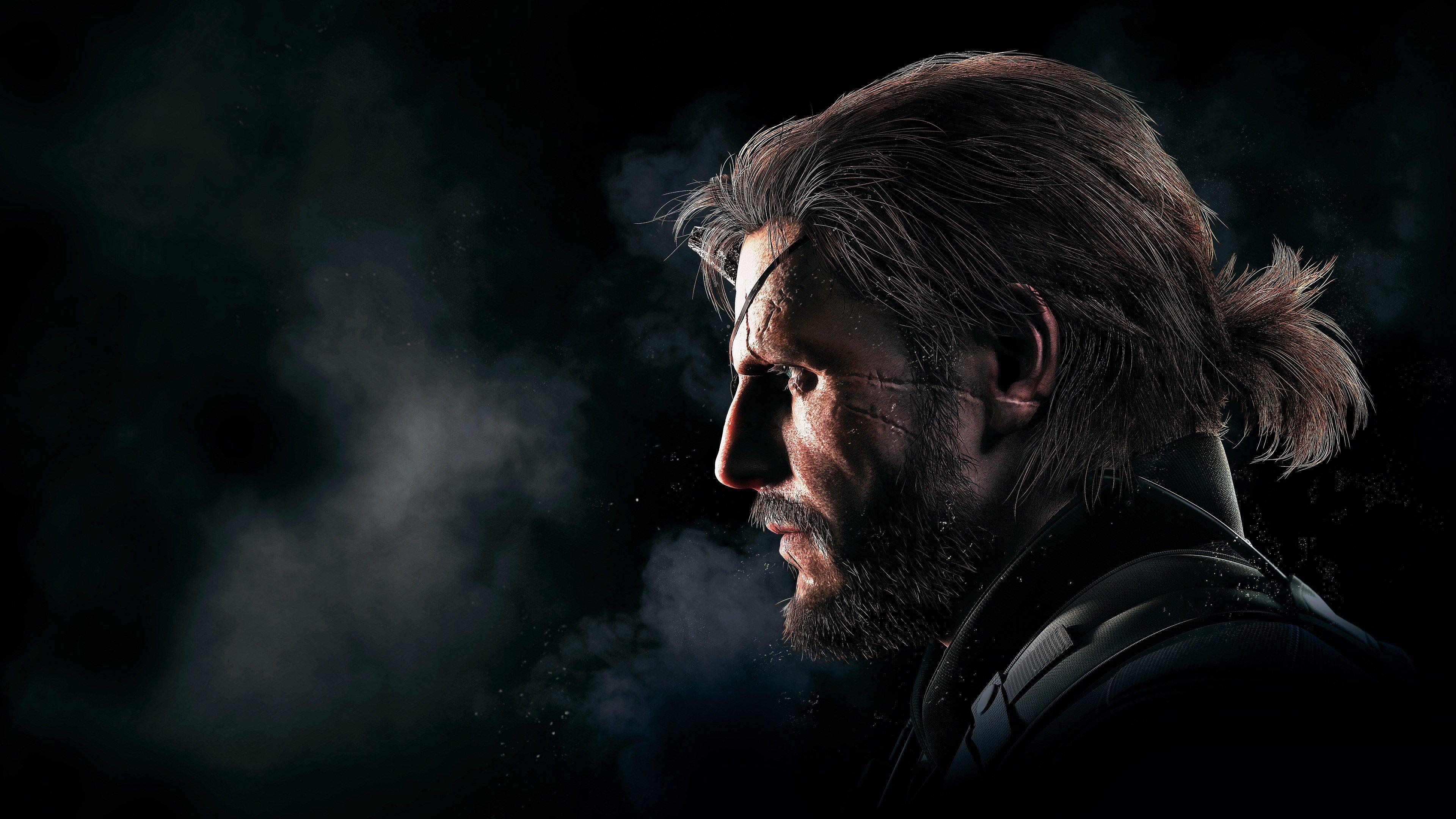 3840x2160 Metal Gear Solid V 4k Computer Backgrounds Wallpaper