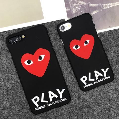 Comme des Garcons iPhone Case   Iphone, Etui, Accessoires de téléphone