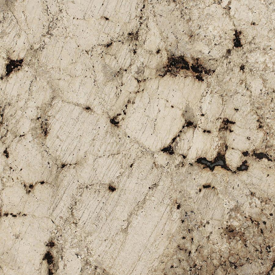 Sensa Crescent Veil Granite Kitchen Countertop Sample Lowes Com