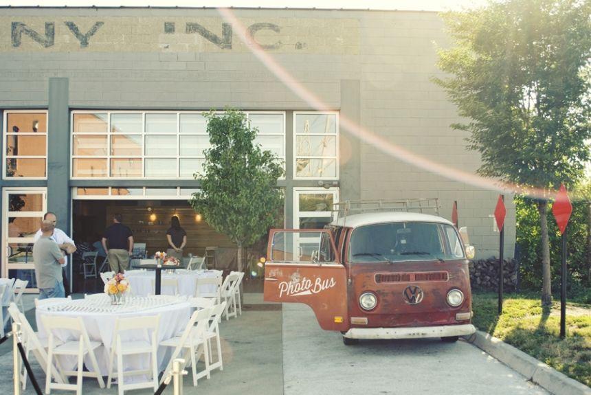 River Market Event Place, The Photo Bus, a mobile photo