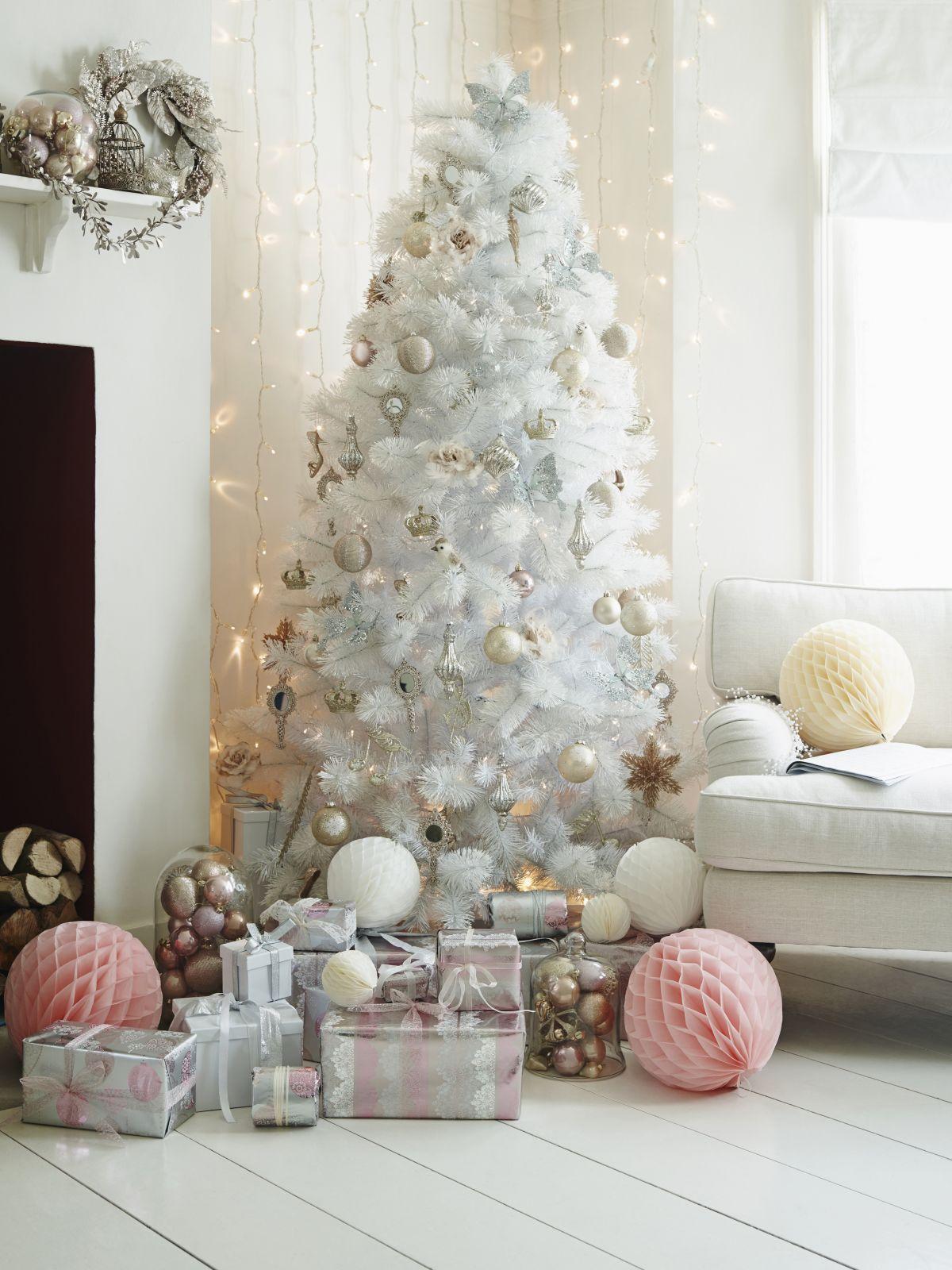 39++ Decoracion arbol de navidad blanco 2019 ideas