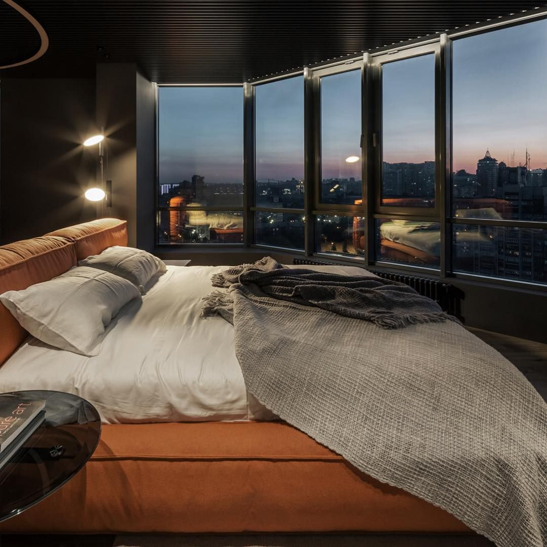 modern contemporary bedroom luxury Dramatic and Ultra ...