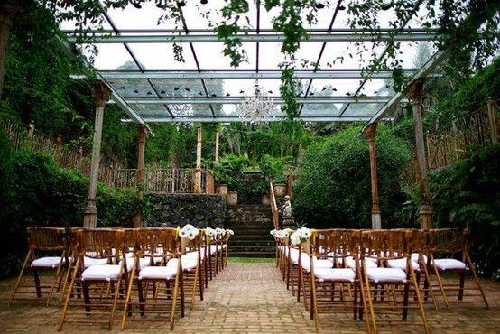 Green House Wedding | Garden wedding venue, Georgia ...