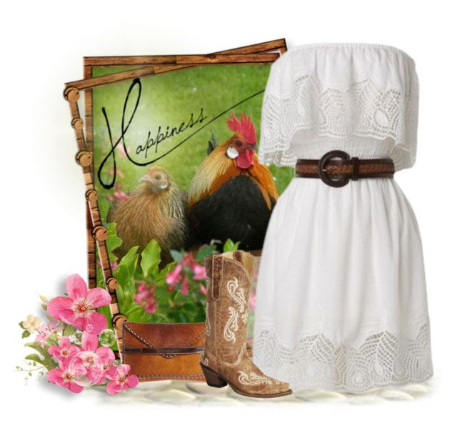 """""""Happiness in the Country"""" by shanasark ❤ liked on Polyvore featuring Laggo, country, women's clothing, women, female, woman, misses and juniors"""