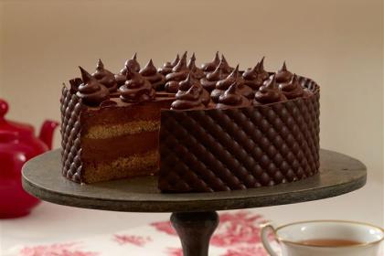 Schokoladen Whiskey Truffeltorte Rezept Kuchen Ohne Backen Kuchen Und Torten Und Leckere Torten