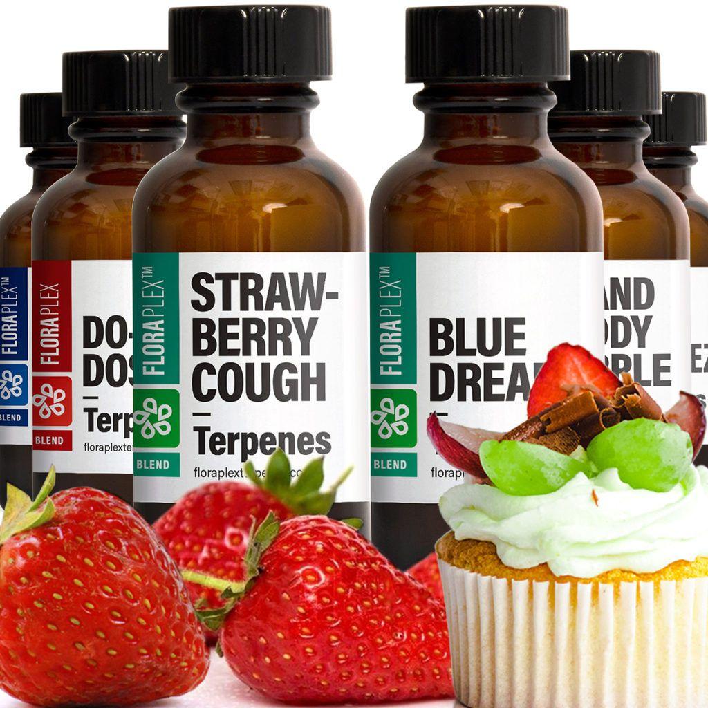 Strain Terpene Profiles The Sweet Pack Floraplex