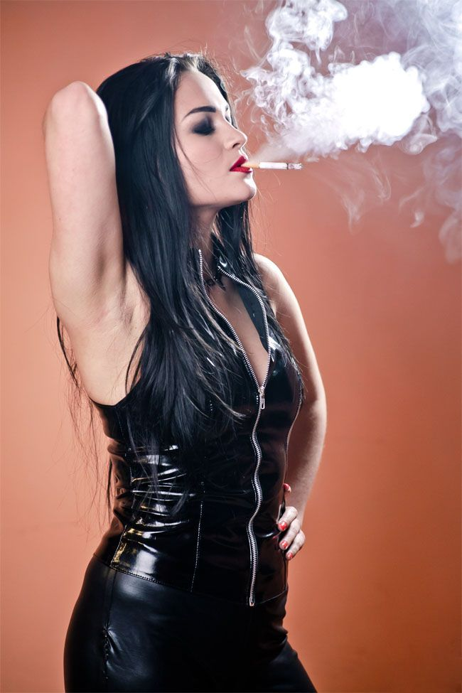 Fetish pic post smoking