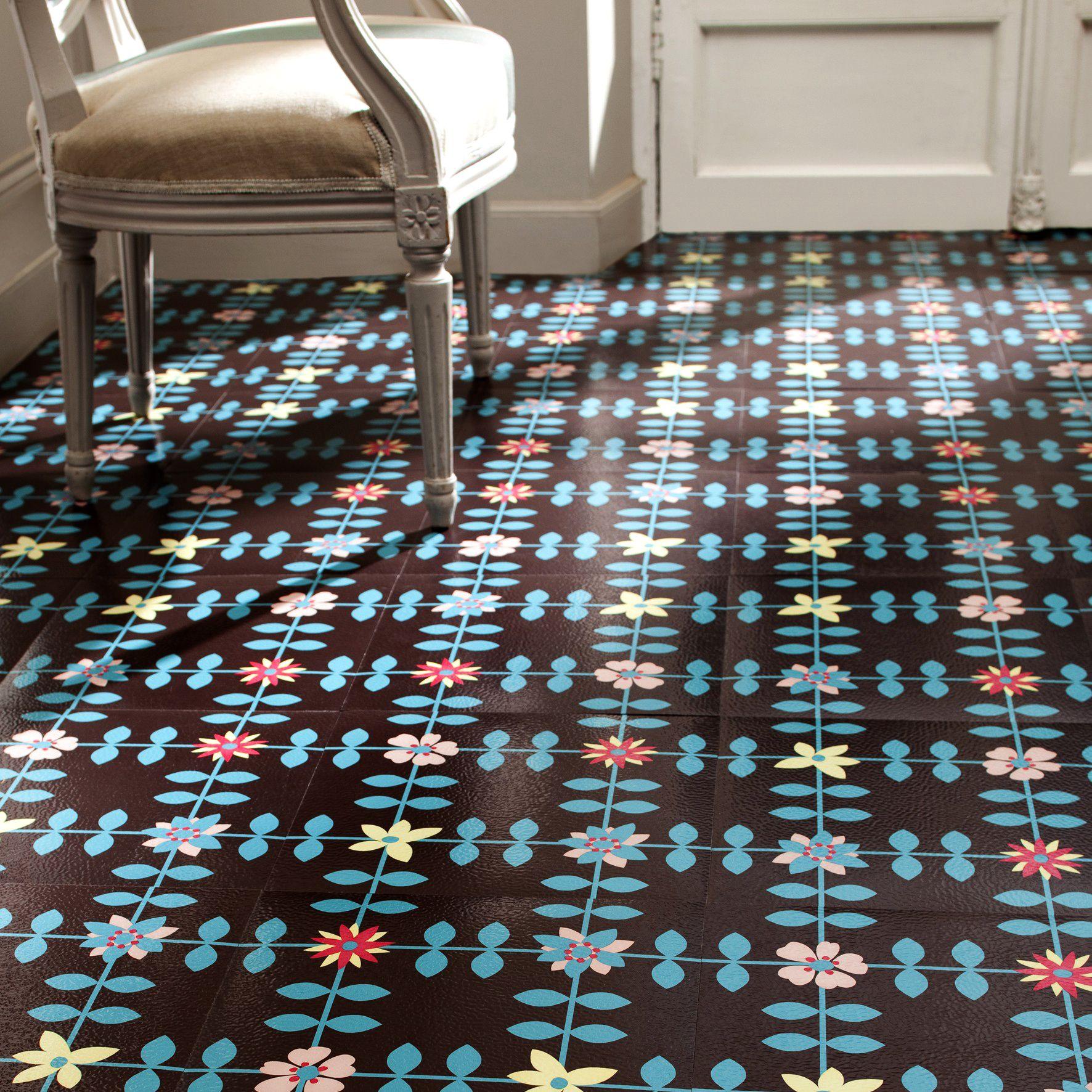 Decorative Vinyl Floor Tiles Geen Saaie Houtprint Meer Op De #vloer Zelfklevende #vloeren Zijn