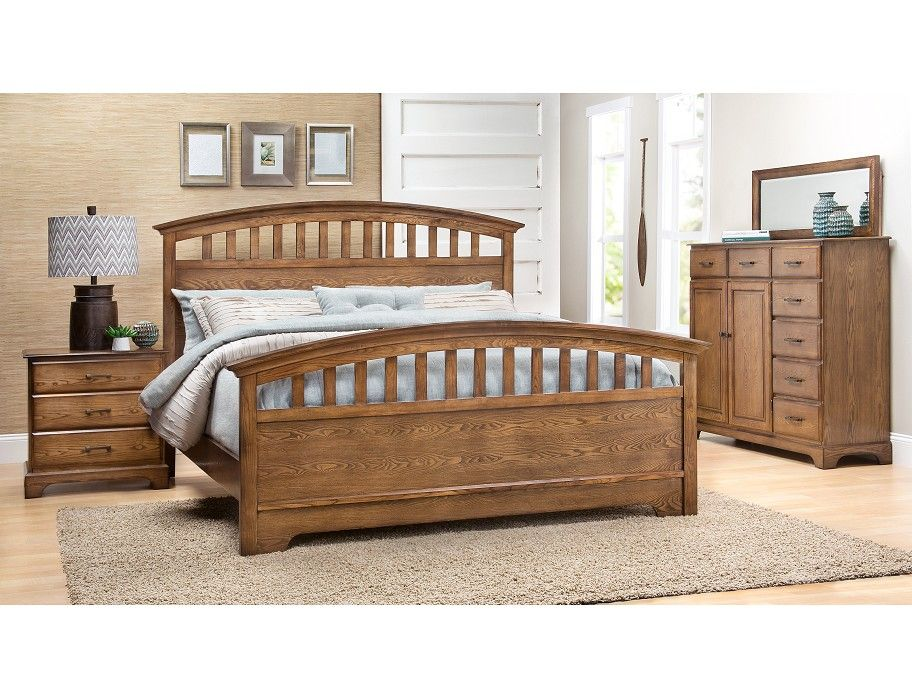 Slumberland  Solana Collection - 10Pc Qn Mule Chest Room Package