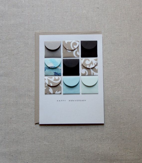 i love you tiny envelopes card with custom by lemondroppapers i