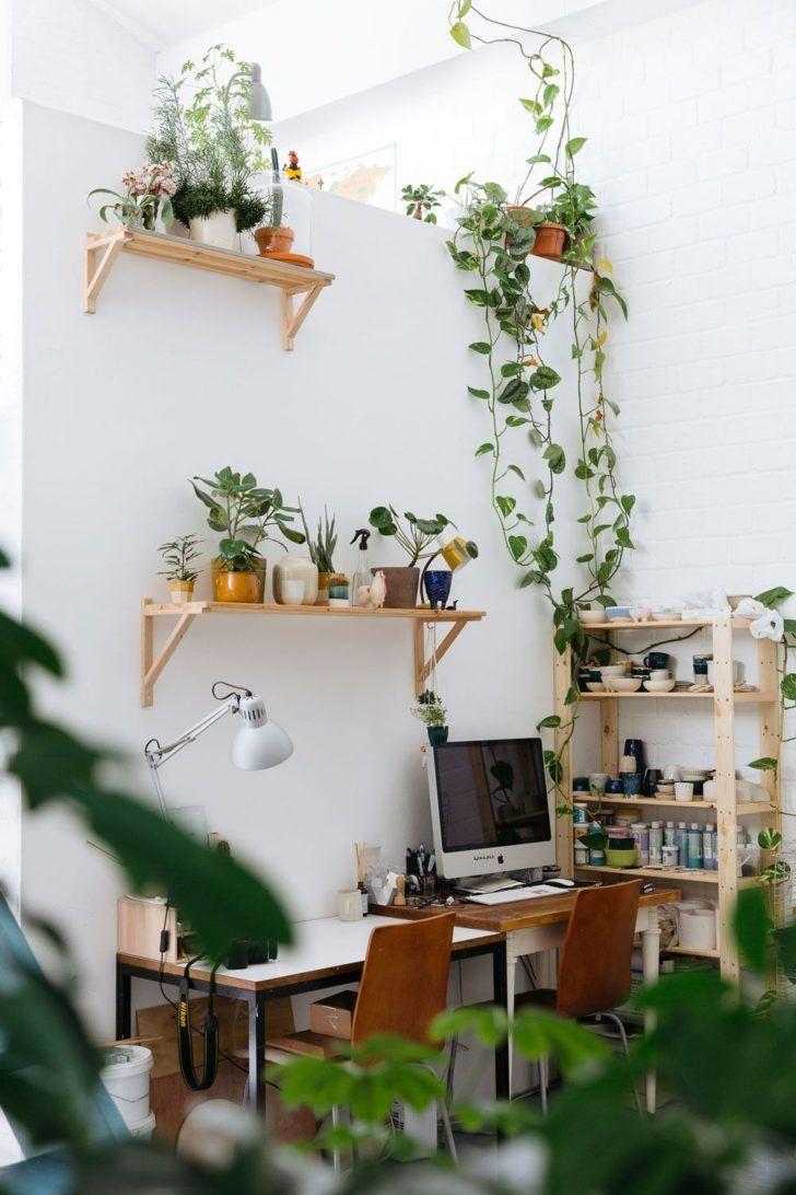 20+ Idées Pour Intégrer Des Plantes Dans Votre Bureau ? en