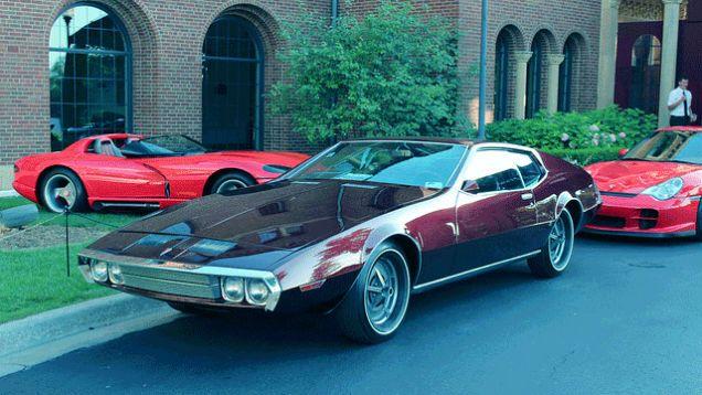 1970 Pontiac CF428 Concept by Coggiola