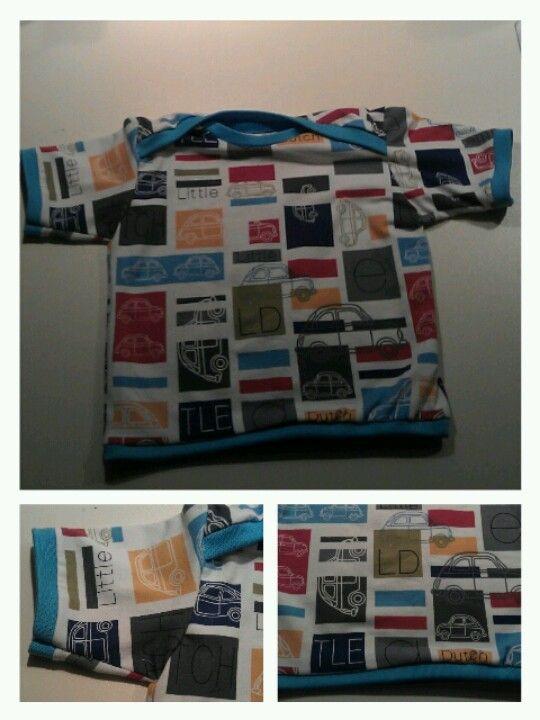 Boys Shirt, Made by Me