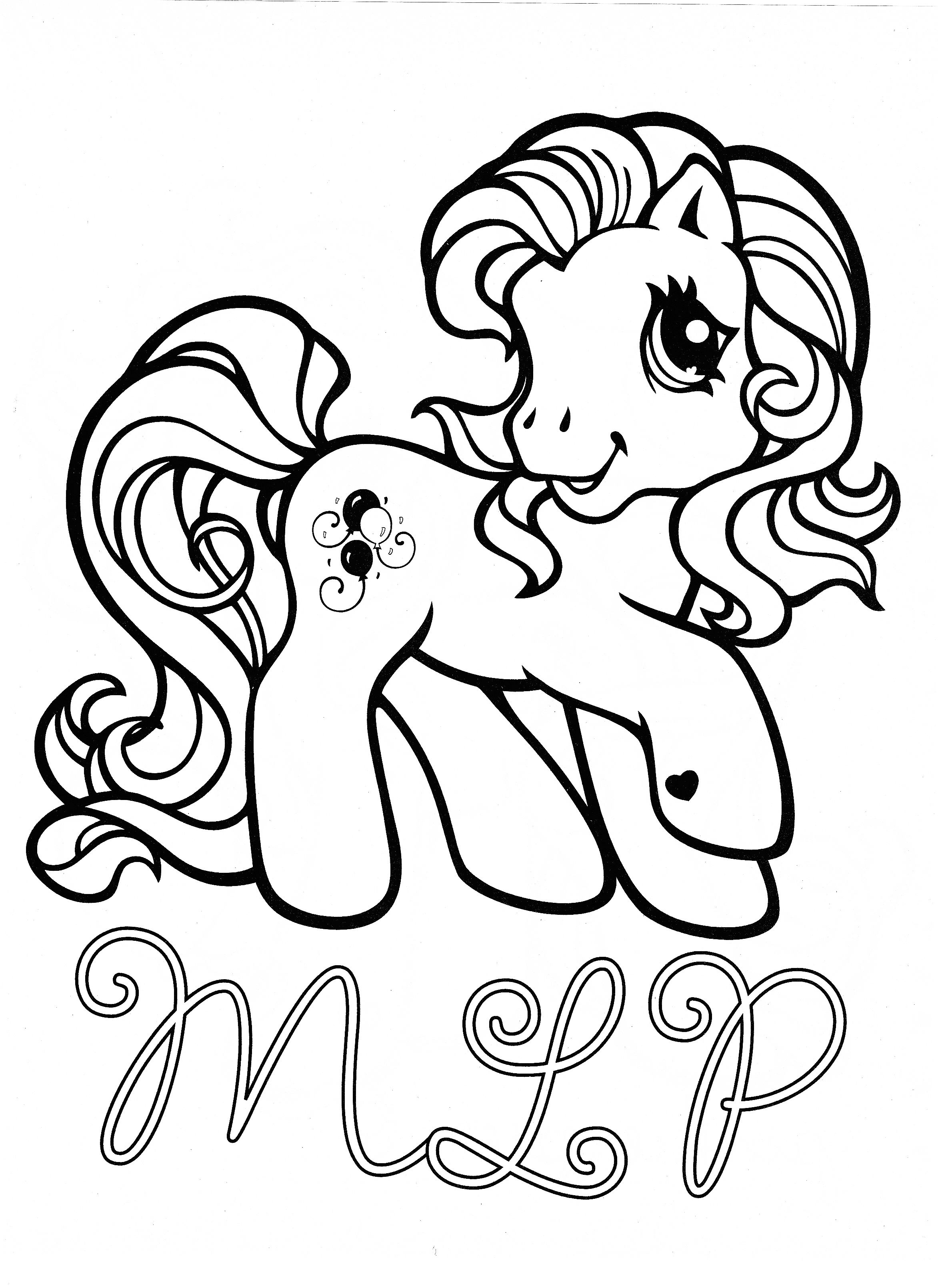 My Little Pony coloring page MLP - Pinkie Pie | Coloring pages ...