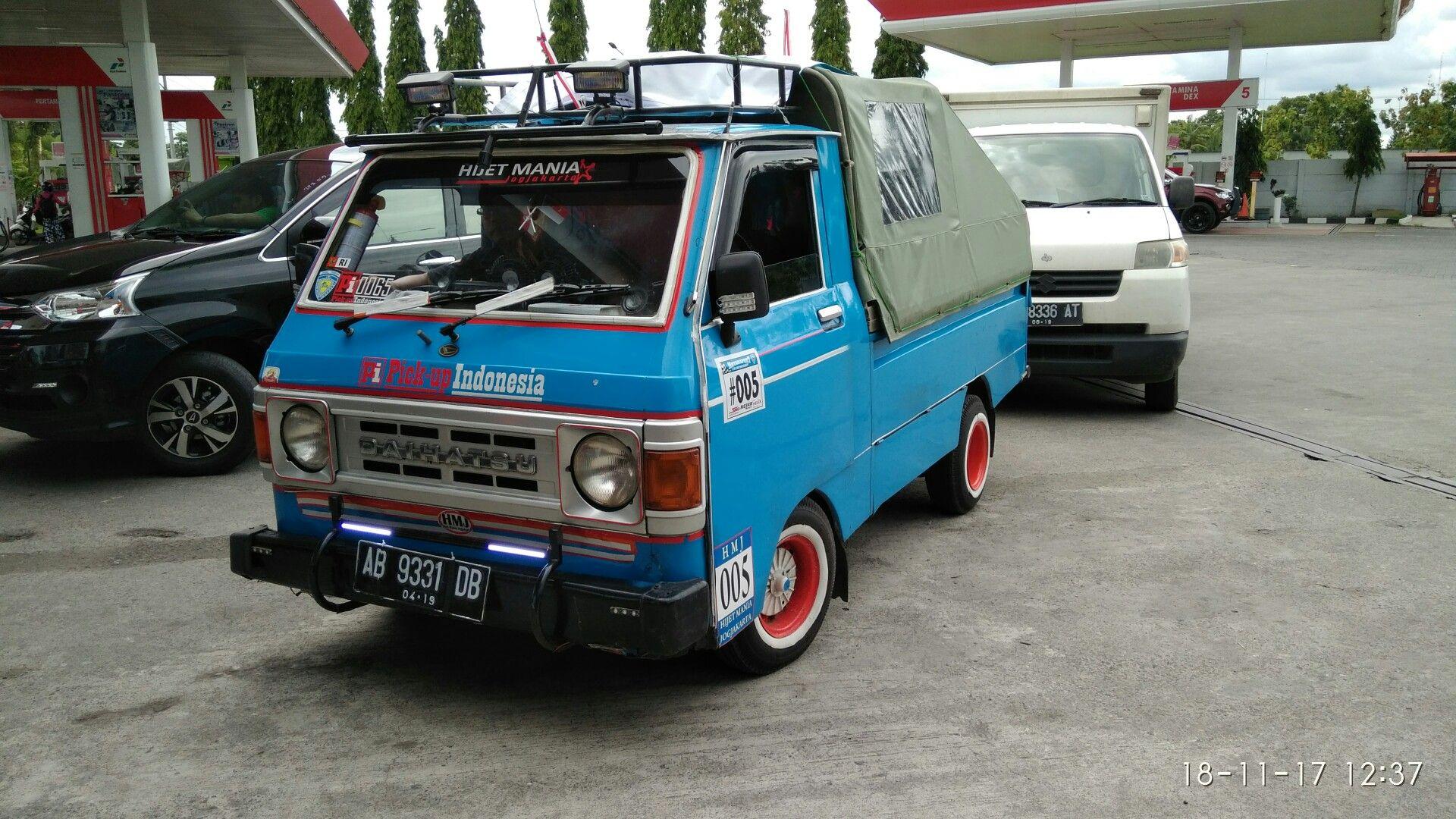 Daihatsu Hijet 1000 Generasi 1