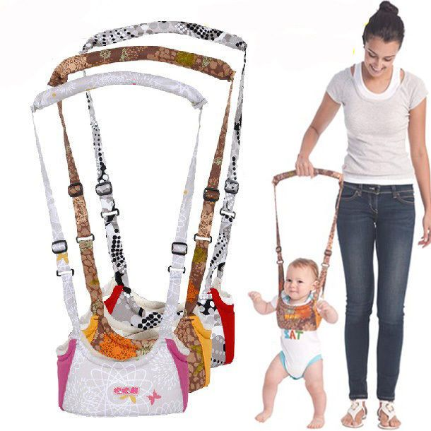 088af9e82eab Baby Kid Toddler Harness Bouncer Jumper Help Learn To Moon Walk ...