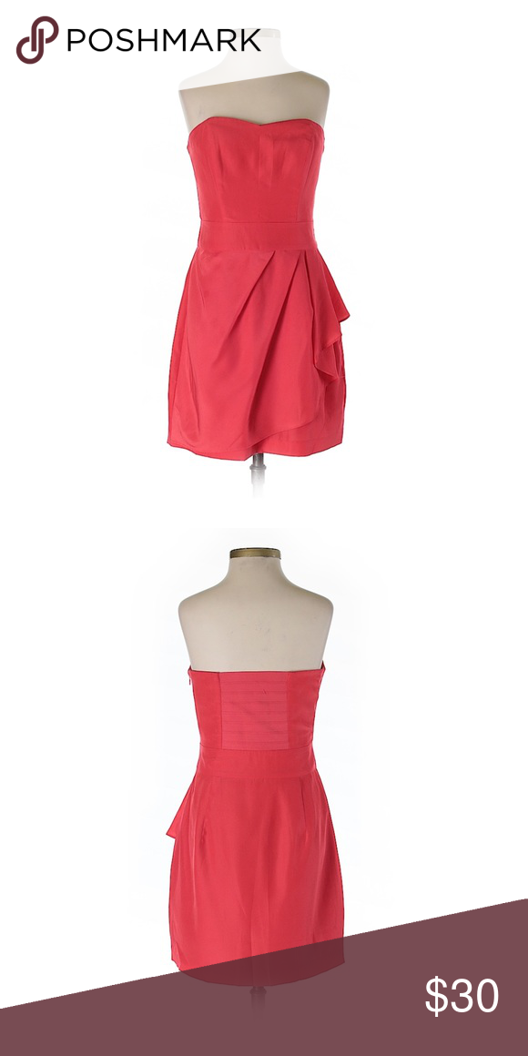 ddf22b17fcf  Guess  Strapless Cocktail Dress 🎉 Guess by Marciano ▫️Strapless Cocktail  Dress ▫️As
