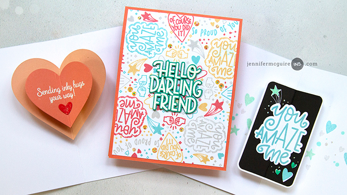 PopUp Panel Cards + Special Collaboration + Blog Hop