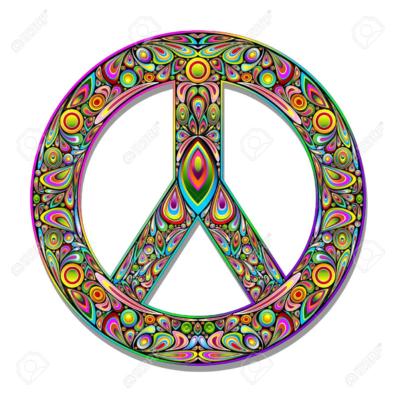 Peace sign tattoos google search tattoos pinterest peace peace sign tattoos biocorpaavc
