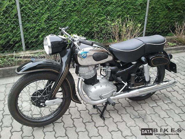 Nsu 250 Max 1953 I Had One Like This As First M C Painted It Red Classic Motorcycles Old Bikes Vintage Bikes