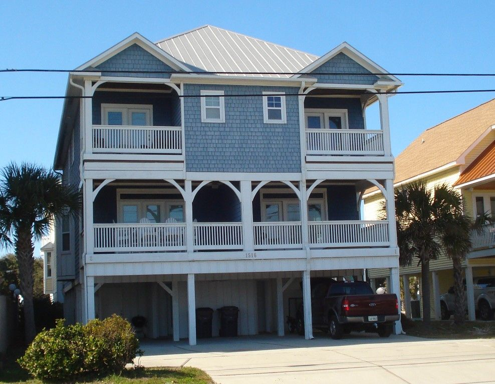 House vacation rental in Carolina Beach from