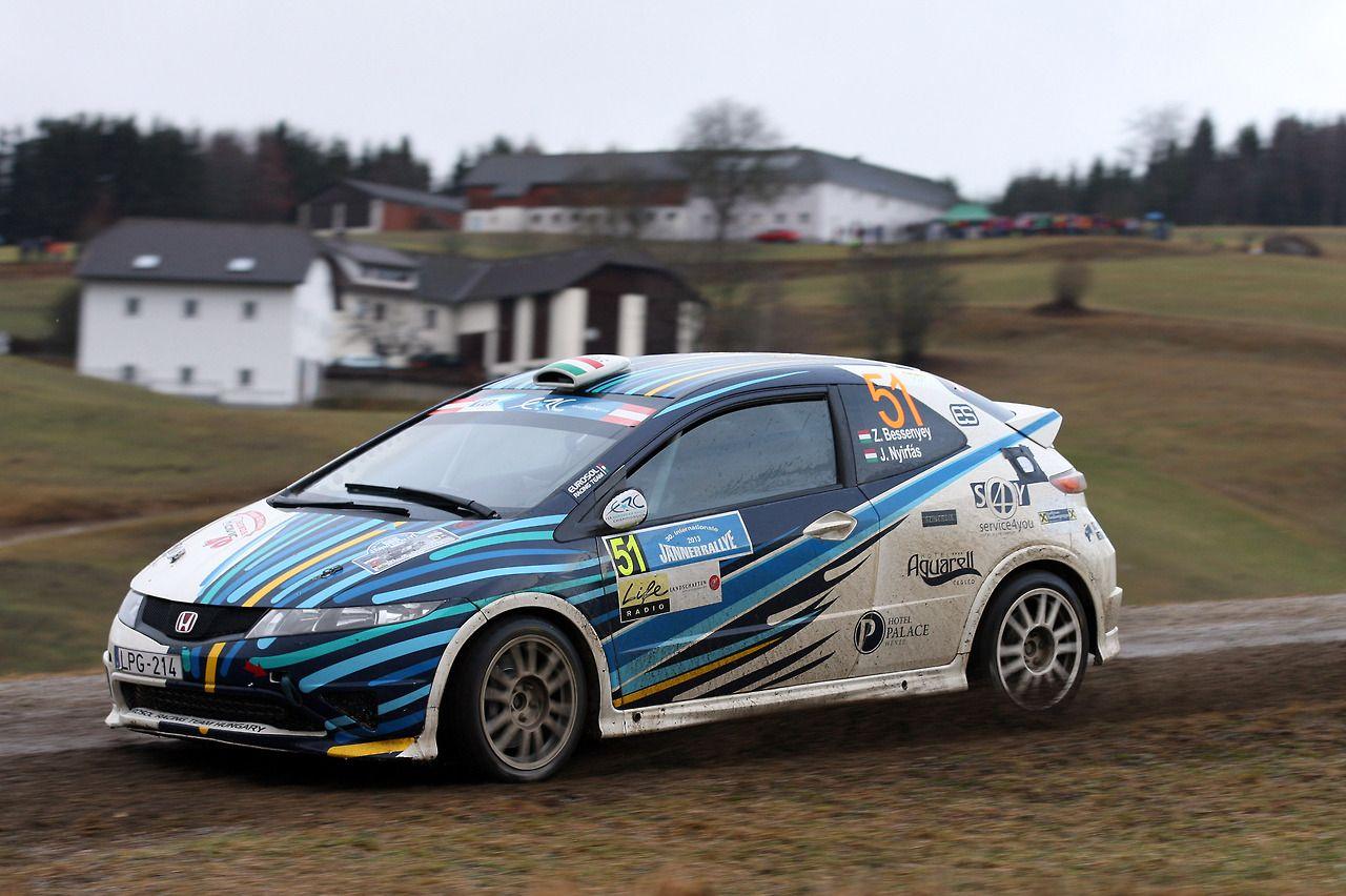 Honda Civic Type R rally car | Forza - Honda | Pinterest | Rally car ...