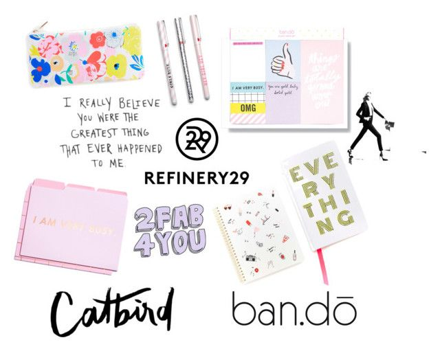 """""""Refinery29: Werkk"""" by ecojo ❤ liked on Polyvore featuring interior, interiors, interior design, home, home decor, interior decorating, ban.do, Refinery29 and upgradeyourchic"""