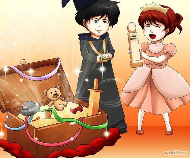Make A Treasure Hunt For Kids