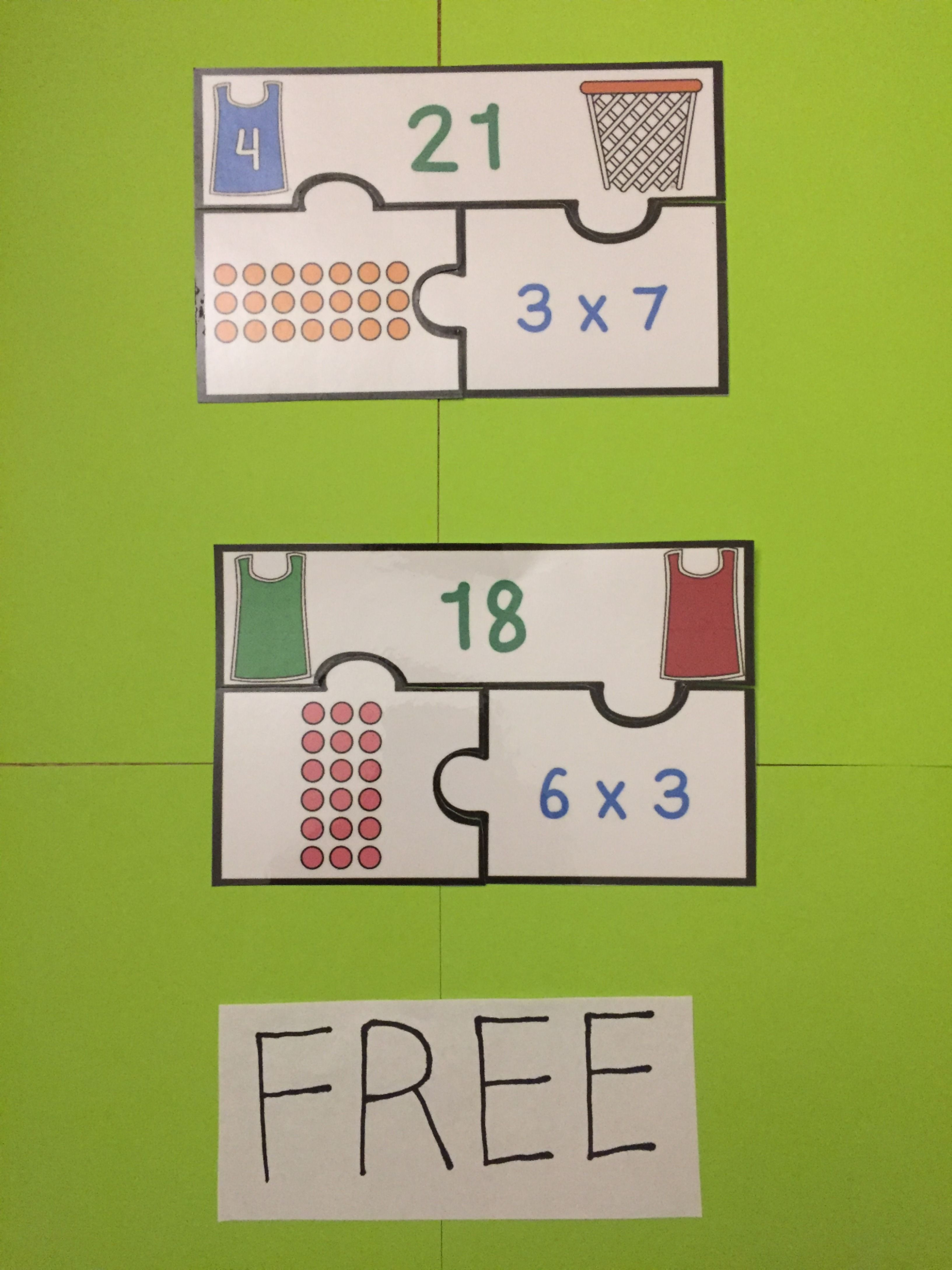 Want A Fun Free Interactive Idea For A Multiplication