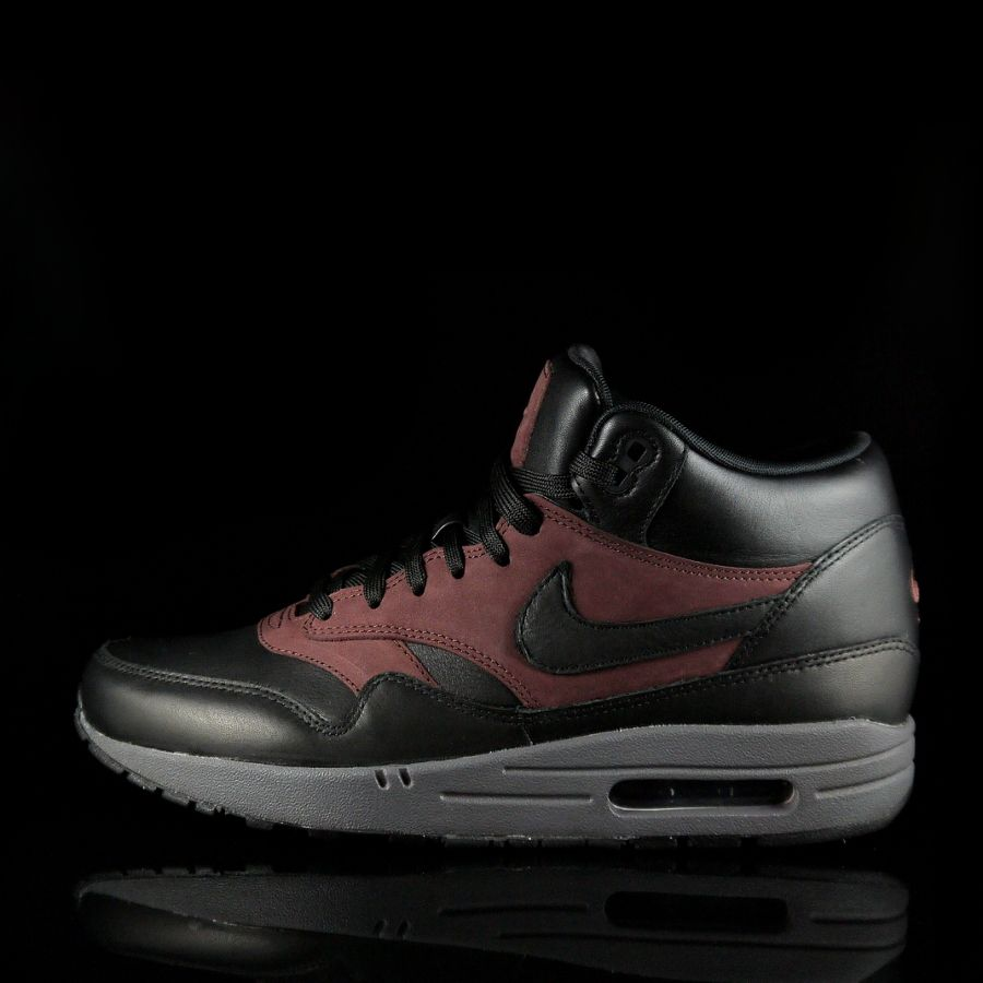 "NIKE AIR MAX 1 MID DELUXE QS ""BARKROOT BROWN"" | Nike | Nike"