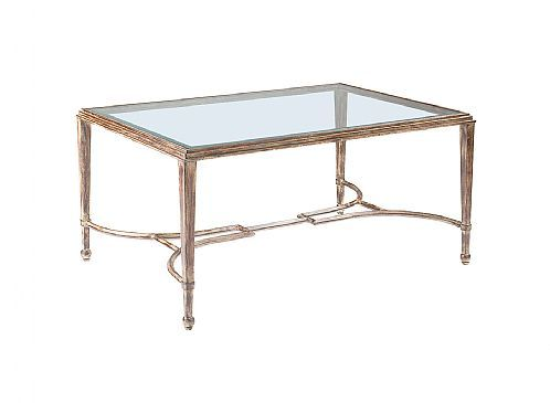 Sangiovese Small Rectangular Cocktail Table By Artistica Home Furnishings