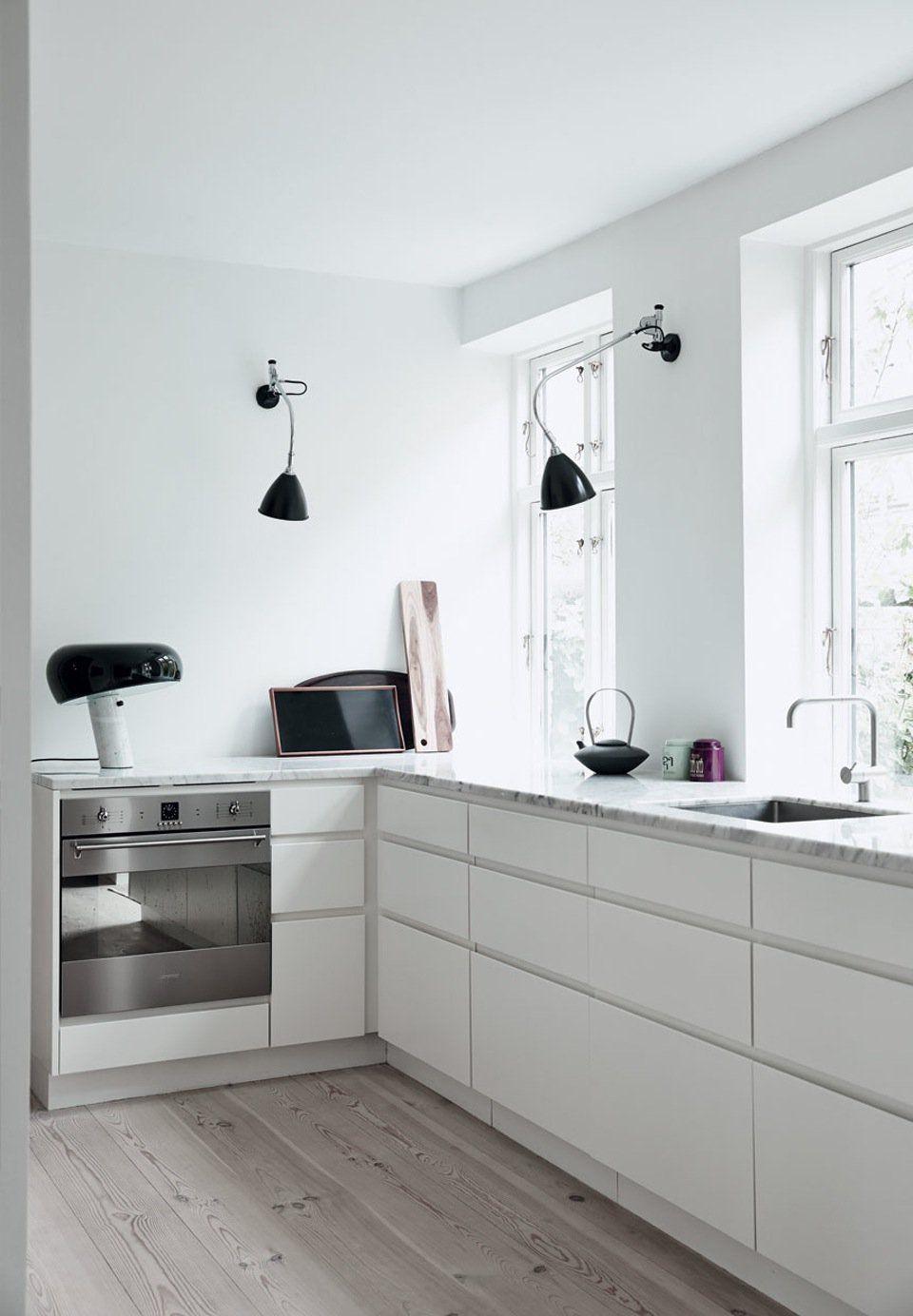 Designelskerens kartoffelrækkehus i København | Stylish kitchen ...