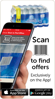 Scan the barcode on the item to find offers. | App store ... on App That Finds Promo Codes id=42508