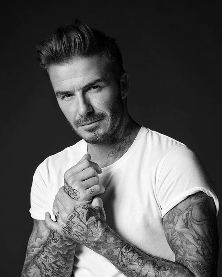 david beckham on instagram davidbeckham beckham beckhamstyle biothermhomme hairstyle. Black Bedroom Furniture Sets. Home Design Ideas