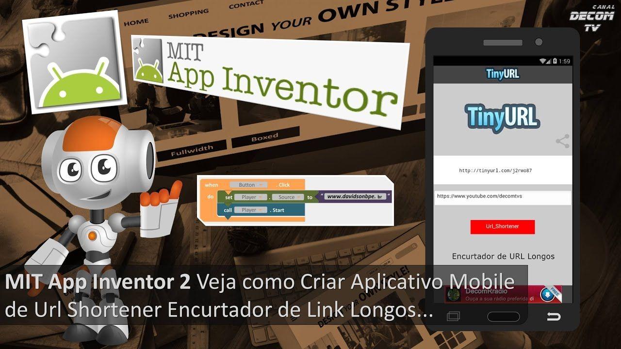 MIT App Inventor 2 Veja como Criar Aplicativo Mobile de