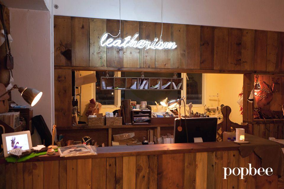 POPSPOTS: Leatherism Handmade Products - Fashion | Popbee