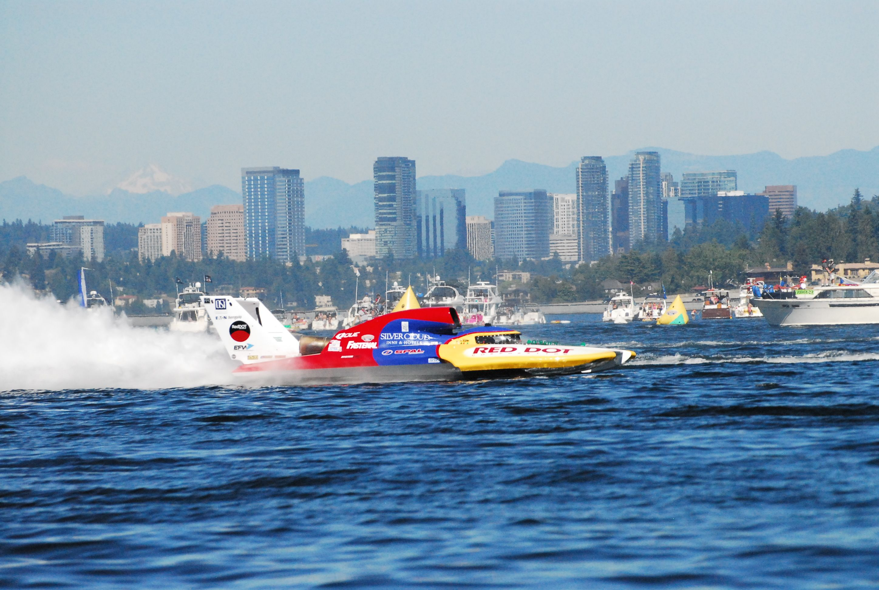 Boat image by Seafair Festival on Albert Lee Appliance Cup