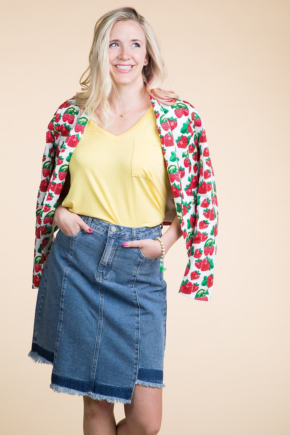 Type 1 Strawberry Sun Outfit. Dressing Your Truth offers
