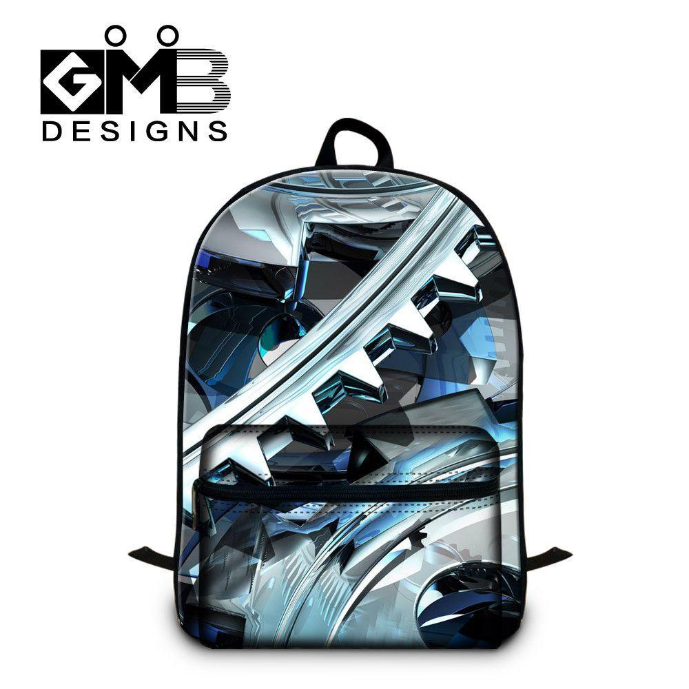 Fashion Rainbow Paint Laptop Backpacks Men Women School Bags For Teenagers Mochila Rucksacks Notbook Schoolbag Shoulder Bag