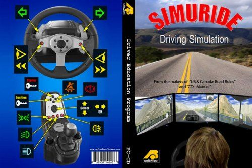 SimuRide Professional Driving Simulator Software Products helps