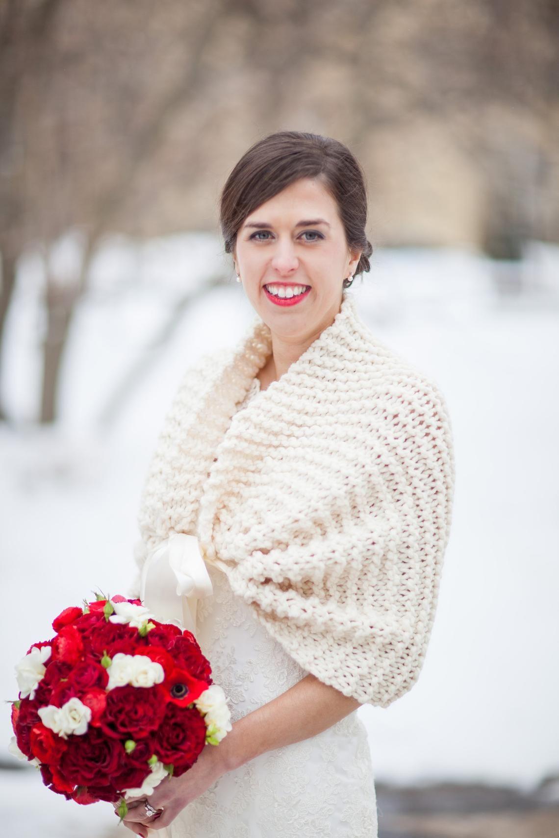 13++ Winter wedding bridal shawl information