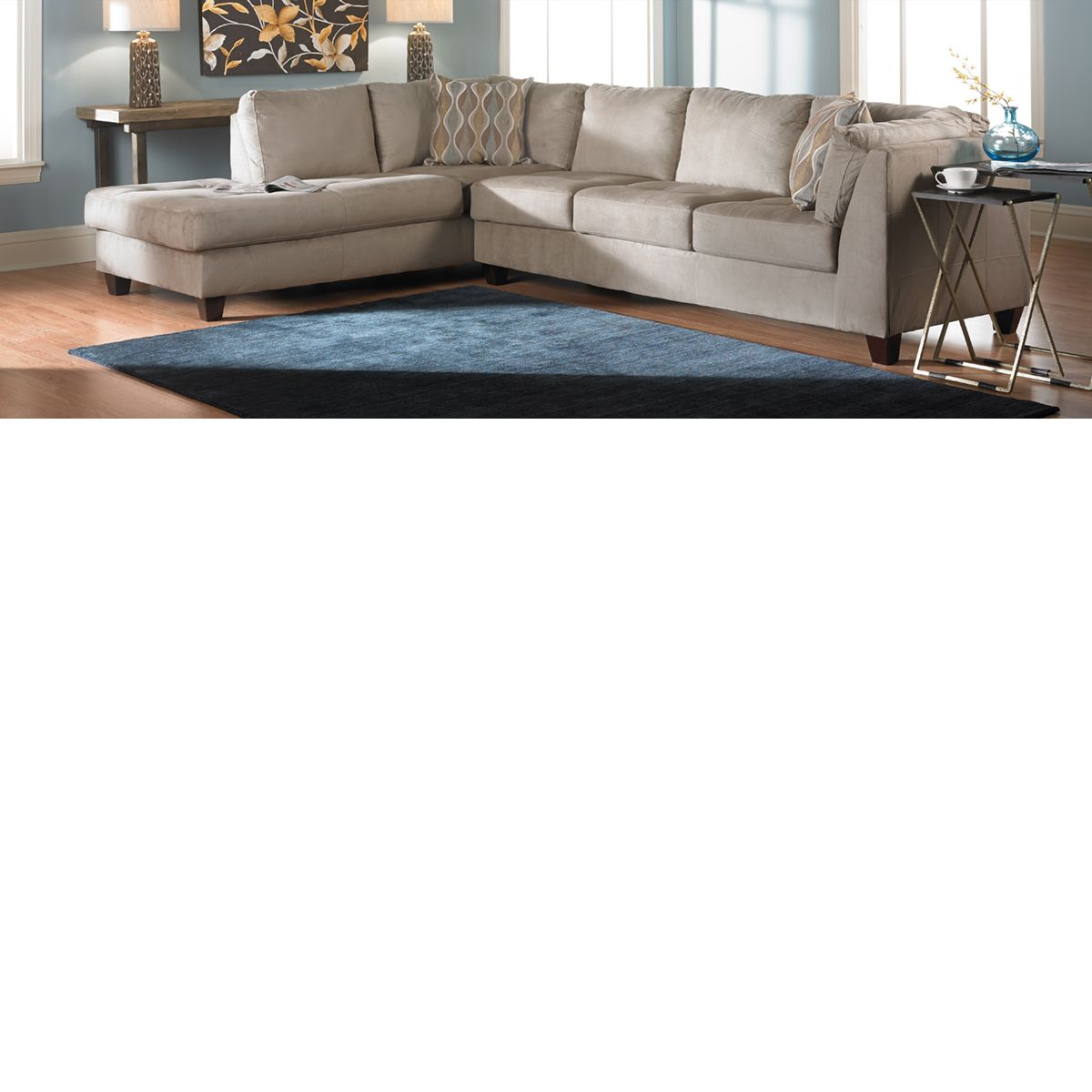The Dump Furniture Outlet   SECTIONAL SOFA
