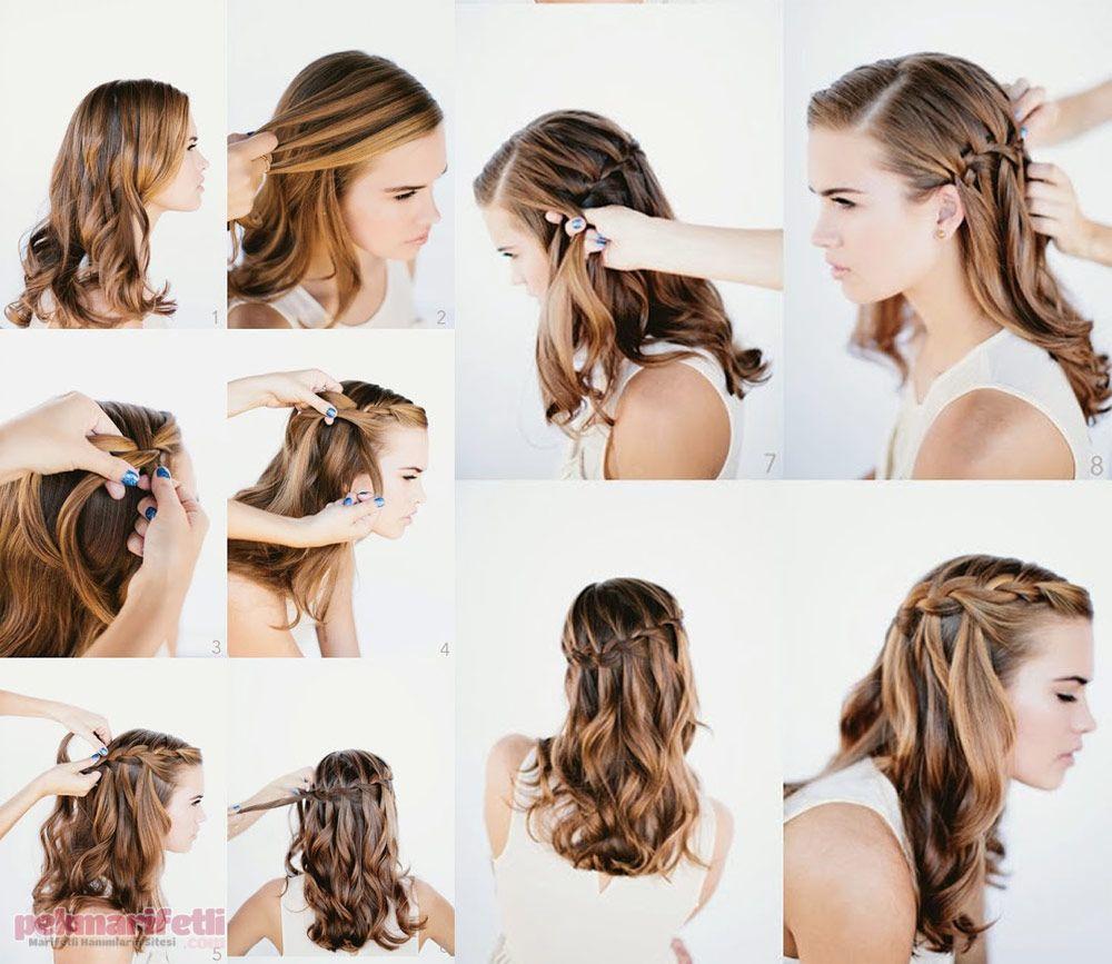 Alüminyum Folyo ile Saçlar Nasıl Dalgalı Yapılır