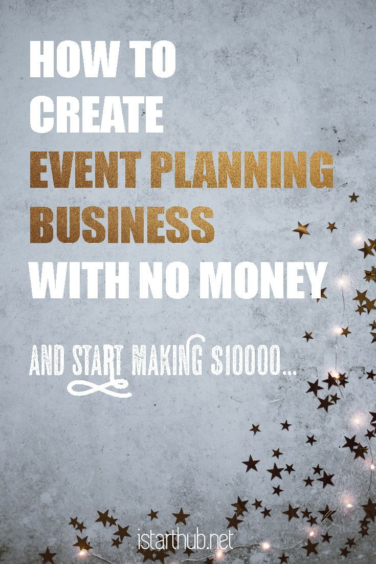 5 Easy Steps To Start Event Planning Business In 2020