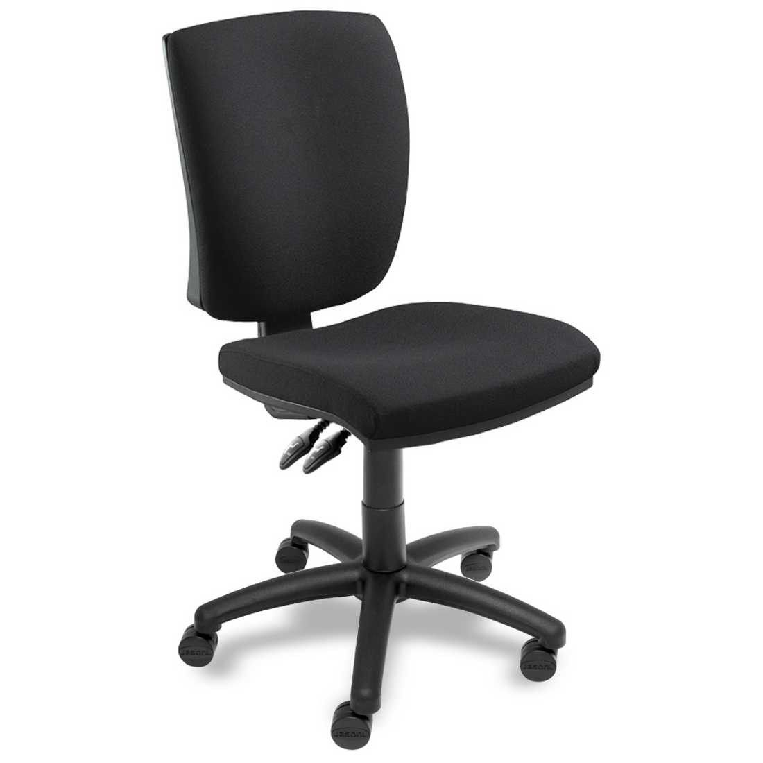 Armless Office Chairs With Wheels Home Furniture Images Check More At Http