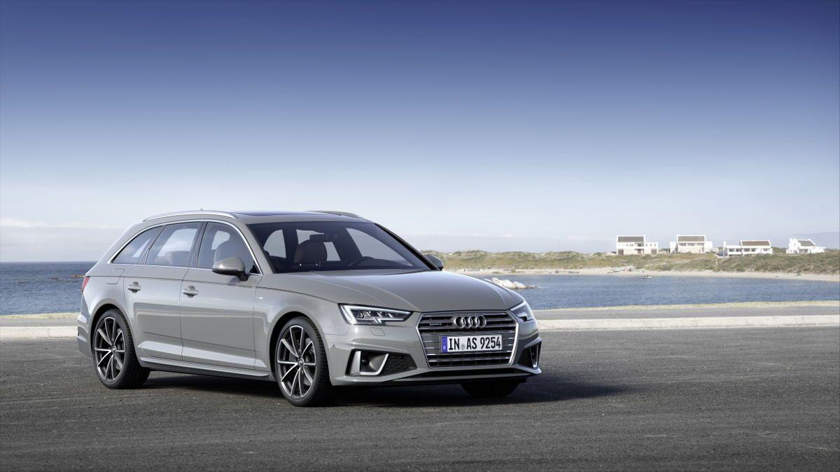 2018 Audi A4 Avant Facelift Audi A4 Audi