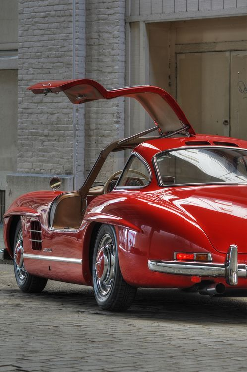 1956 Mercedes Benz 300sl Gullwing Photography By Mike Dean Avec