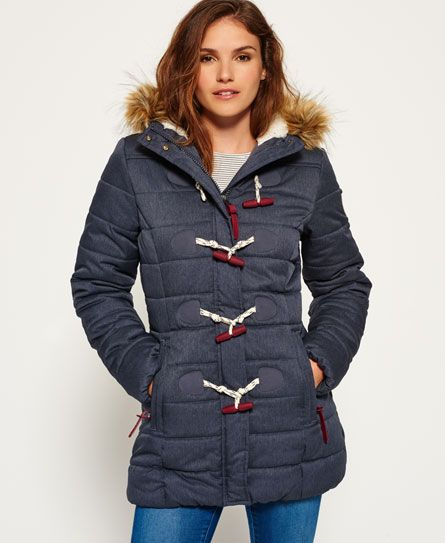 more photos 0029c df1c4 For us Autumn is all about a good Toggle jackets, the ...