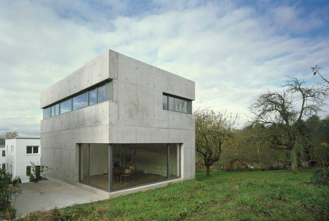 Cubic Haus haus kw 1, käß hauschildt architects | architecture | pinterest