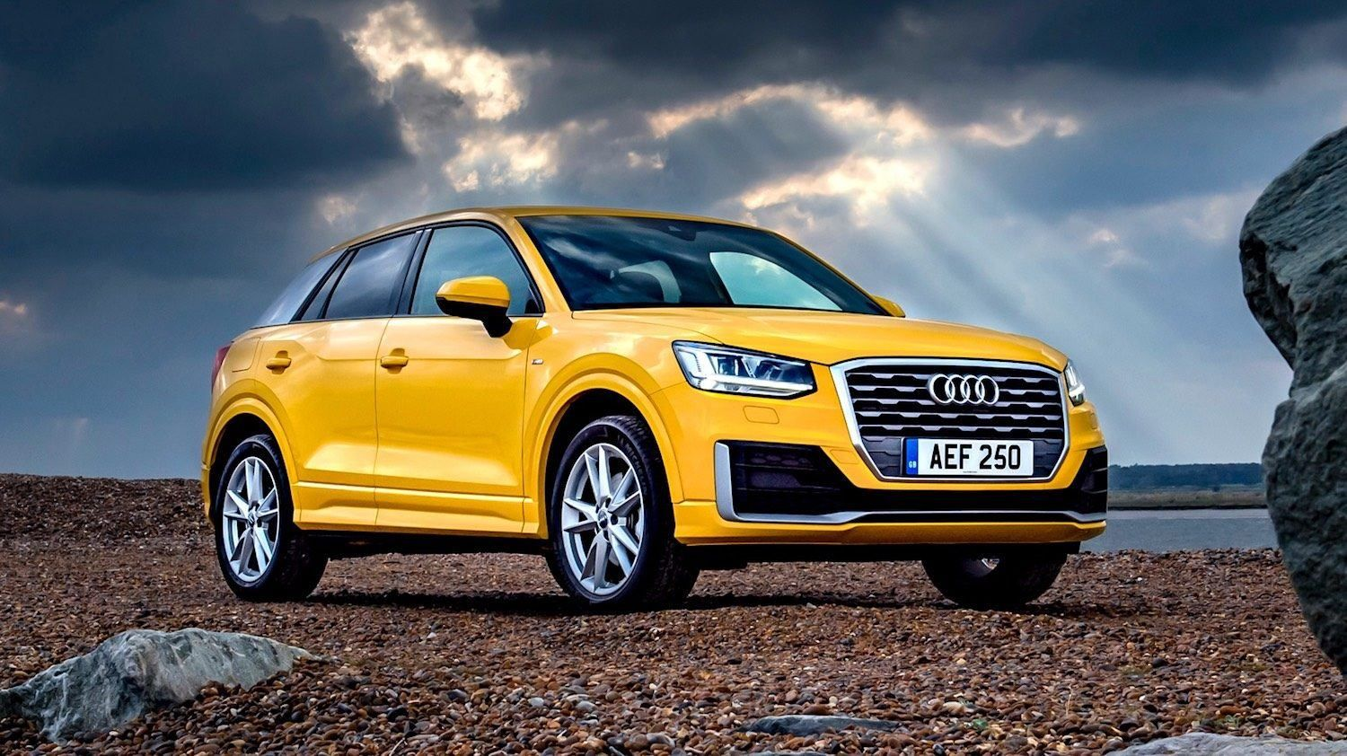 Reviewed The Audi Q2 The Smallest Suv In The Audi Range Compact